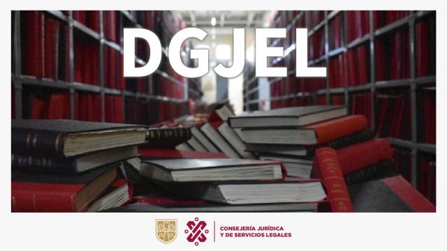 Dirección General Jurídica y de Estudios Legislativos